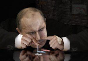 наркоман из россии